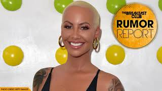 Amber Rose Reveals If She Cheated On 21 Savage