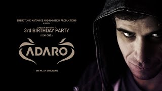 3rd BDay Party at Energy 2000 Katowice // ADARO // Kings Of Hardstyle