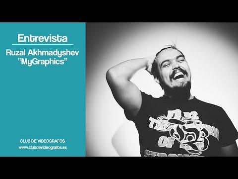 Entrevista de Ruzal Akhmadyshev / Club de Videografos