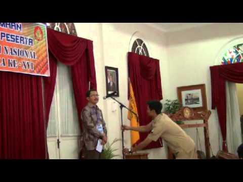3_Message from the Regional Secretary and his staff Sumedang (Sambutan Sekwilda dan Jajarannya)