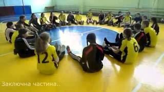 Конкурсный урок футбола, 10 класс, 2016 год
