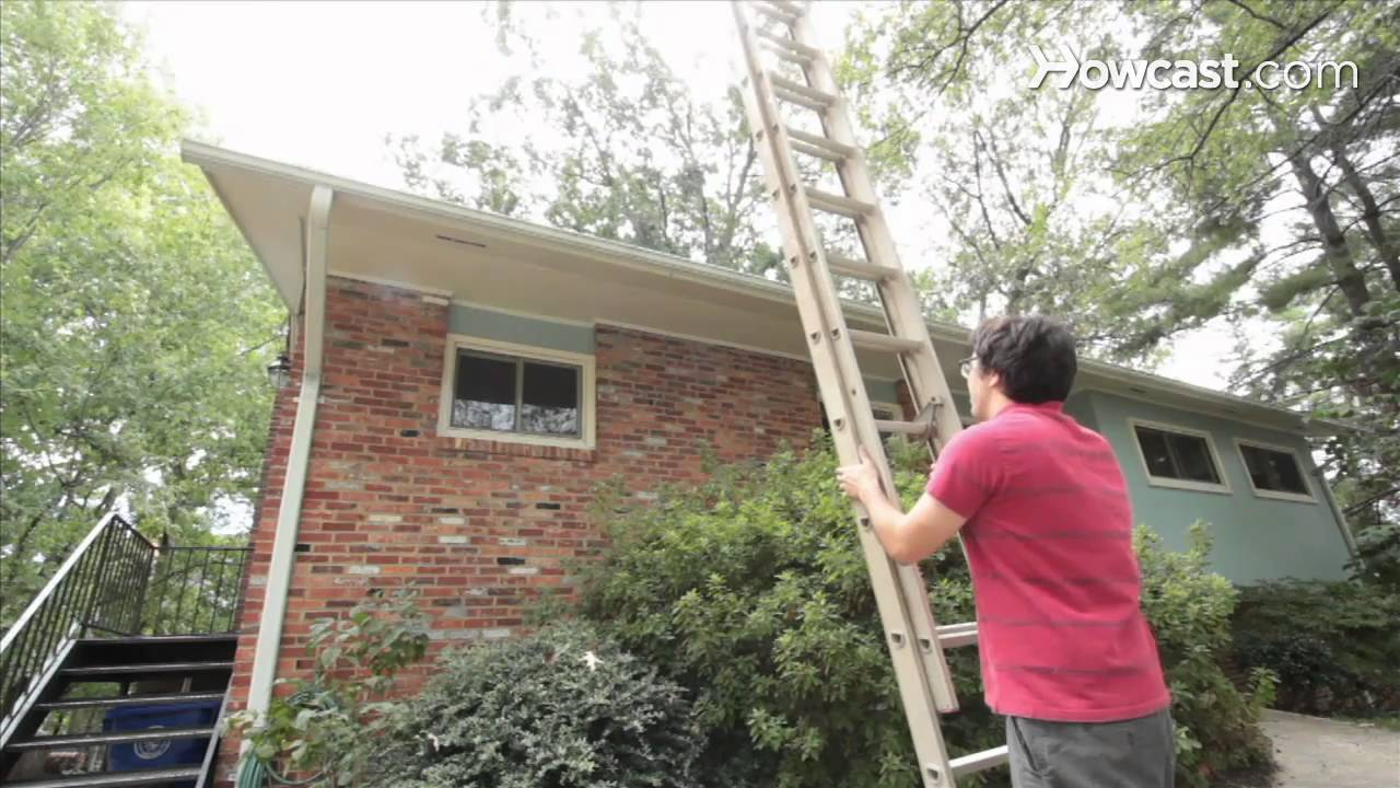 How to hang christmas lights outdoors youtube how to hang christmas lights outdoors aloadofball