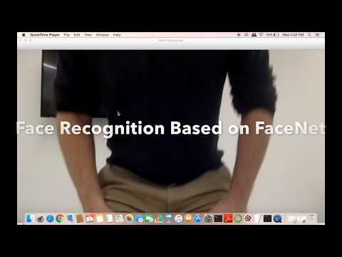 Download Real Time Deep Face Recognition Based On Google S Facenet