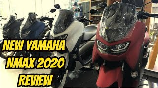 YAMAHA NMAX 2020 REVIEW