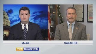 """Rep. Hice says Democrats are """"weaponizing impeachment"""" - EWTN News Nightly thumbnail"""