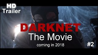 DARKNET - The Movie [2018] - Official Teaser-Trailer #2 (Alternate Death Scene)