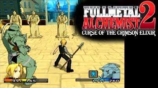 Transmuting back into Fullmetal Alchemist 2: Curse of the Crimson Elixir - #3