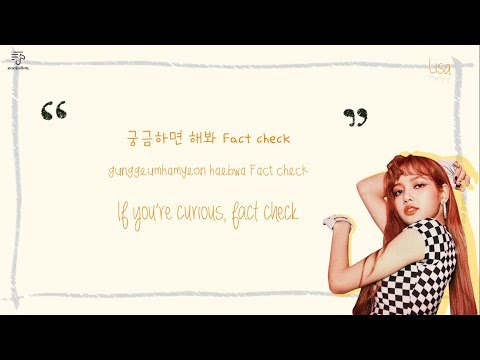 BLACKPINK 블랙핑크 - Ddu-Du Ddu-Du 뚜두뚜두 Color-Coded-Lyrics Han l Rom l Eng 가사  by xoxobuttons