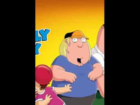 CREEPYPASTA: Family Guy Theory