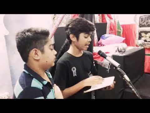 Aina Ali Akbara, Aina Ali Akbara. Nauha By Ameer Ali Waris or Sameer Ali Waris