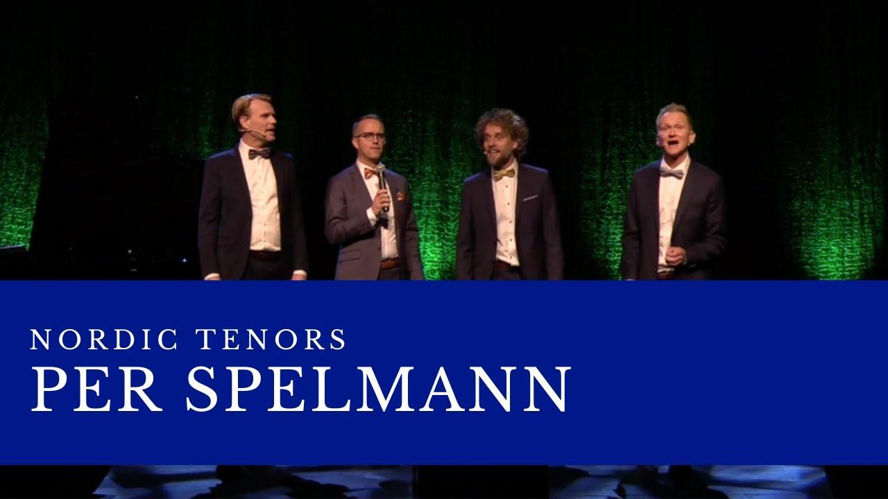 Nordic Tenors // Per Spelmann
