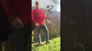 a k outdoors mathews z2 bow setup and review