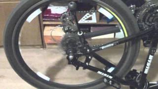 как сделать катафоты на велосипед