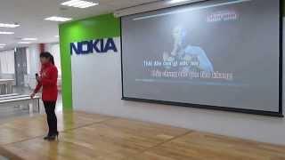 Tiếng Thạch Sùng   - Nokia