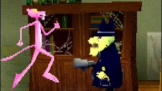 Pink Panther (PS1) All Bosses (No Damage)