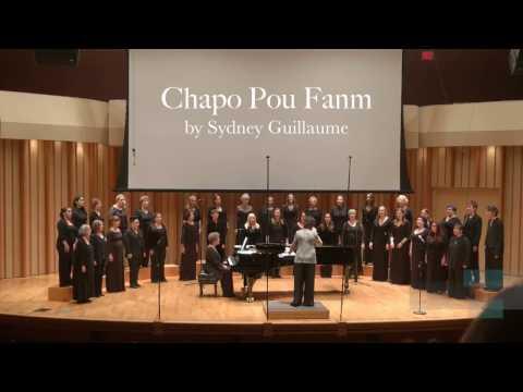 Chapo Pou Fanm by Sydney Guillaume - Vox Femina Los Angeles