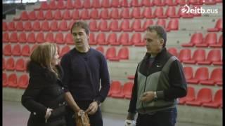 ¿Qué significa el deporte para la familia de Julen Lopetegi?
