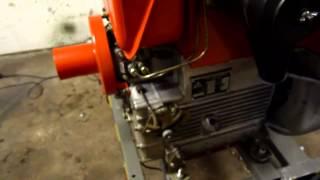 silnik andoria 2ca90 ustawienie kąta wtrysku
