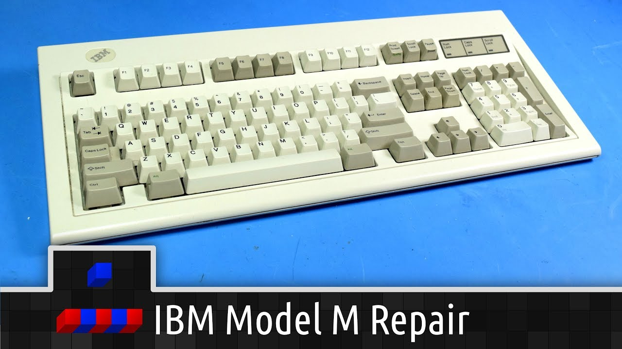 bae8c034688 Model M reviews and links – ClickyKeyboards