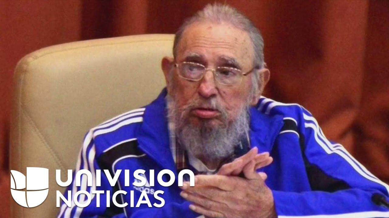 Nueva York selección premium último estilo de 2019 Por qué Fidel Castro usaba ropa deportiva Adidas? - YouTube