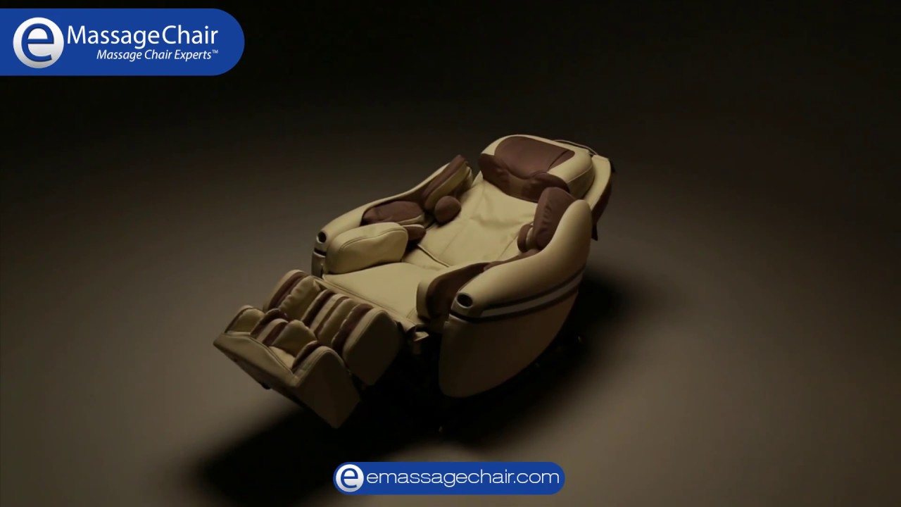 Inada Sogno Dreamwave Massage Chair Inada Dreamwave Massage Chair Introduction