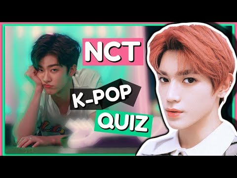NCT K-POP QUIZ! | K-POP GAME |