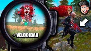 ESTO PASO CUANDO JUGUE CON LA NUEVA MEJOR ARMA DE TODO FREE FIRE *xm8 modo hacker* | TheDonato