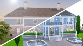 WARD MANOR MESS // The Sims 4: Fixer Upper - Home Renovation