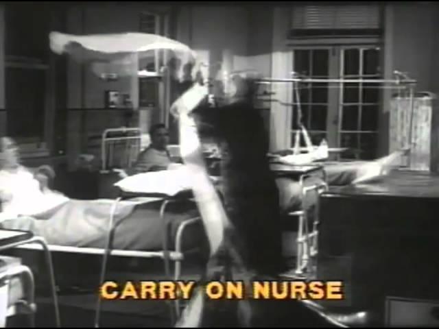 Carry On Nurse Trailer 1960