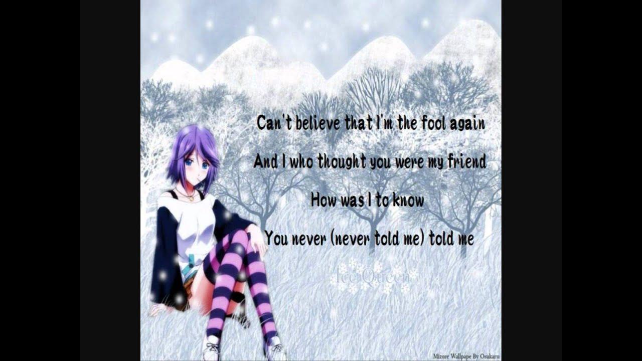 Westlife - Fool Again (Lyrics)【HD】 - YouTube