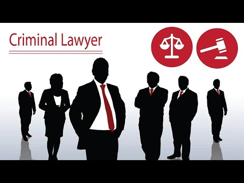 How To Become A Good Criminal Lawyer. | Latest Tips...
