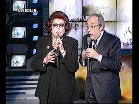 Nilla Pizzi e Gino Latilla - Marieta monta in gondola