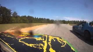24 Hrs of Lemons CMP May 2015 Parrothead Racing Honda Accord