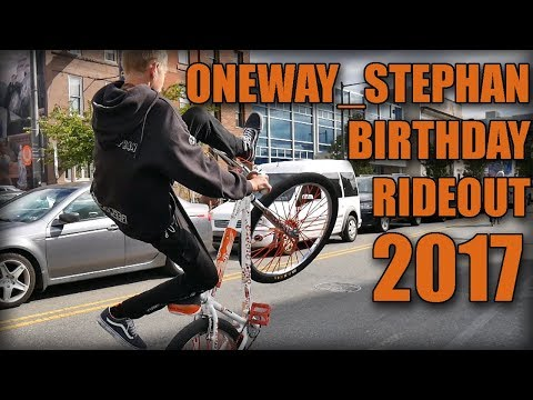 ONEWAY_STEPHAN BIRTHDAY RIDEOUT 2017 (PHILLY)