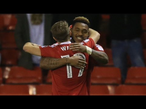 Highlights: Forest 2-0 Rotherham United (31.01.17)