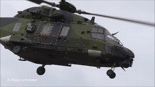 ILÜ 2019-  NH 90 und Tiger