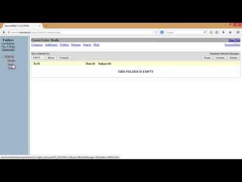 Kurs Linux - administracja serwerem: Instalacja poczty SquirrelMail