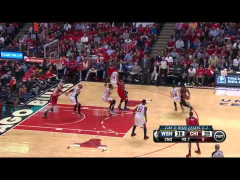 Washington Wizards vs Chicago Bulls Game 5 | April 29, 2014 | NBA Playoffs 2014