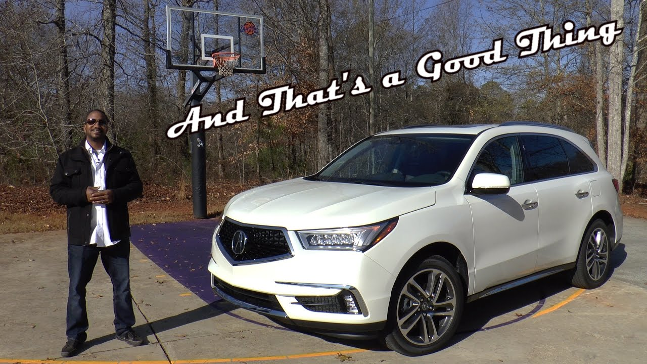 2017 Acura MDX w/ ADV and ENT Pkgs. Review - And That's a Good Thing