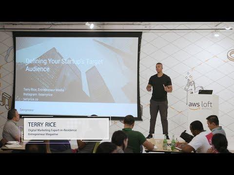 Defining Your Startup's Target Audience [Entrepreneur Magazine]