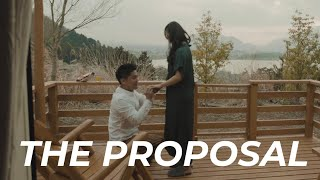 Boy William LAMAR Karen Vendela! - THE PROPOSAL