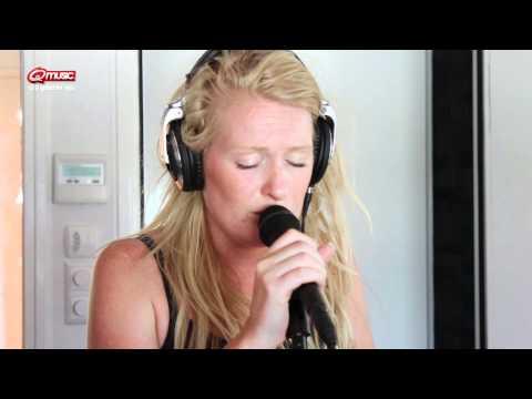 Q-music (NL): Miss Montreal - Wonderful Days (live bij Mattie & Wietze)