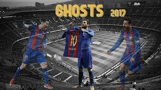 Lionel Messi Ghosts 2017
