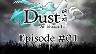 Dust : An Elysian Tail #01 [Let