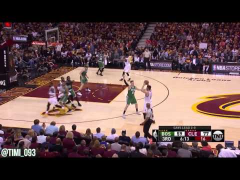 Boston Celtics Defensive Highlights vs Cleveland Cavaliers (05/21/2017)
