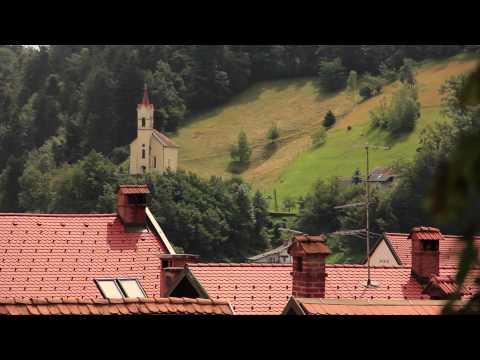 Любляна - Блед. Словения. (Видео-день #4)