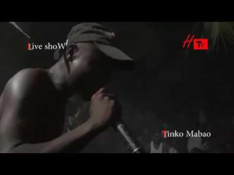 Tinko mabao = Live ulongoni