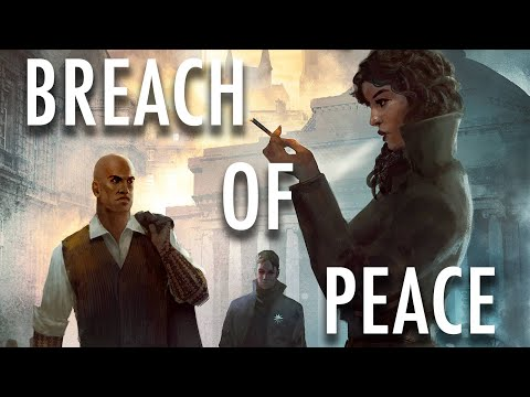Breach of Peace by Daniel Greene Review