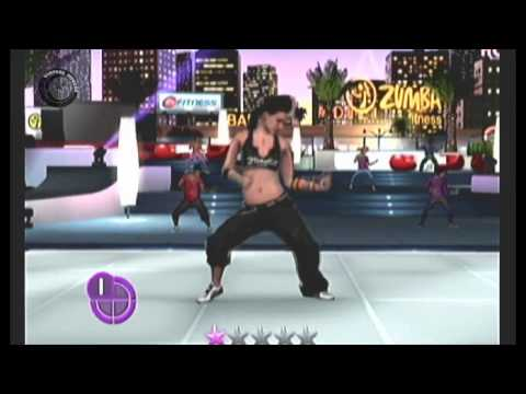 Zumba medium intensity – Mi Vecina / Bachata – Cumbia (Wii)