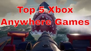 Top 5 Xbox Anywhere Games 2018! Archives Media (Best Anywhere Games From Xbox Game pass)
